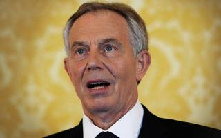 Tony Blair says the British people should rise up and stop Brexit