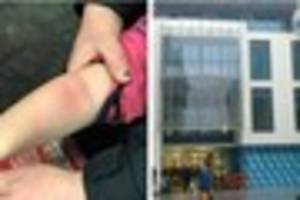 Public warned after three-year-old grabbed in 'potential...
