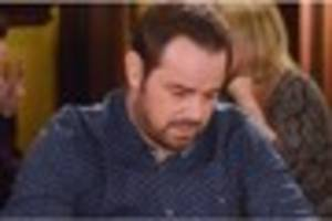 Danny Dyer 'forced to take a break from EastEnders to sort his...