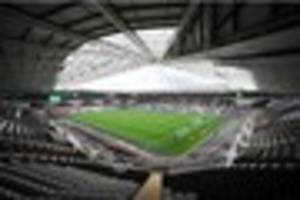 Swansea City in talks to take control of the Liberty Stadium