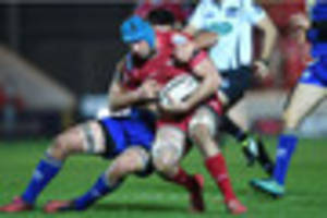scarlets happy with bonus-point win, but improvements needed