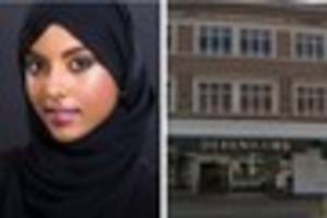 Debenhams have announced shops will begin to sell hijabs, but...