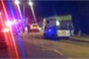 Chelmsford Melbourne police incident sees helicopter called