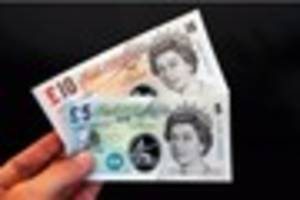 new £10 notes to contain 'controversial' animal fat tallow
