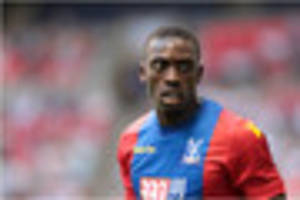 'crystal palace man has impressed but we are not a one-man show,'...