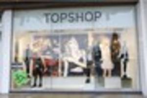 topshop will be making changes to its stores after the tragic...
