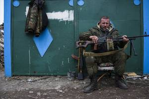 UNICEF: 1 Million Children in Need of Aid In Eastern Ukraine