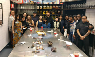 Melbourne Hosts the First Creative Industries Delegation from India