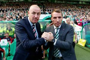 Celtic boss Brendan Rodgers hails Mark Warburton and says he'll get another big job