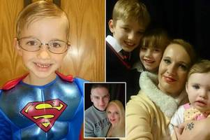 'Mummy I'm sorry I blew up the house': Girl, 5, sets home on fire but brother saves entire family