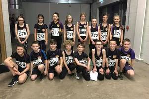 North Ayrshire Athletics Club starlets set new records as Emirates Arena hosts Superteams and National Age Group championships