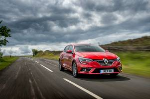 Renault Megane - A dynamic presence on the road