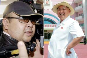 Revealed: How Kim Jong-nam was assassinated 'by North Korean hit squad' at check-in desk in just five seconds