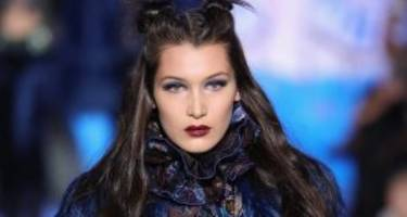 Break My Fall: Bella Hadid Out and About Exploring New York City