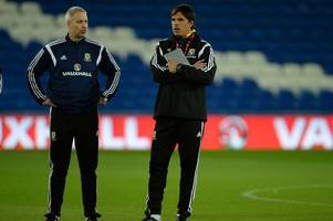 chris coleman and kit symons are coming to the rhondda this month