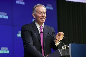 Tony Blair: People should 'rise up' against Brexit