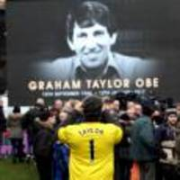watford confirm plans to honour former manager graham taylor's memory