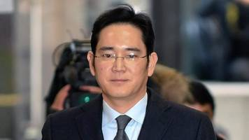 Samsung heir Lee Jae-yong arrested in South Korea