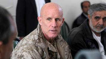 Robert Harward 'turns down' Trump's national security advisor offer