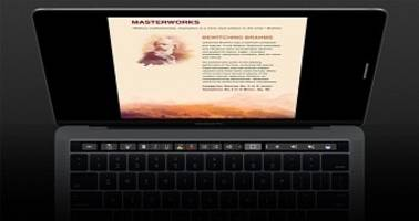 Microsoft Updates Office with Support for Apple MacBook's Touch Bar