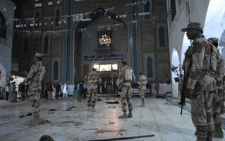 Pakistani Death Toll in ISIS Attack on Sufi Shrine Rises to 80