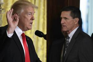 Trump: Flynn Just Did His Job, But Didn't Tell Pence Properly