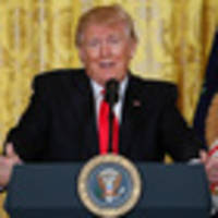 Intelligence agencies may be working to oust President Donald Trump