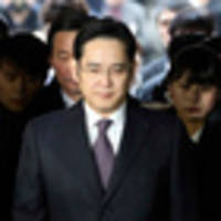 samsung defacto head lee jae-yong arrested on charges related to a political corruption scandal