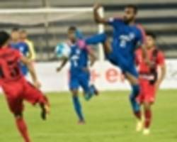 i-league 2017: mumbai fc 0-0 bengaluru fc - stuttering blues fail to break cooperage jinx