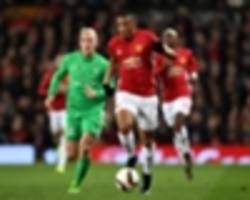 Manchester United forward Martial bemused by pace score on FIFA