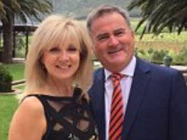 Richard Keys's wife reveals how she discovered his affair