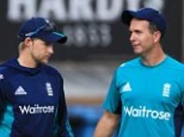 joe root turns to michael vaughan for captaincy advice