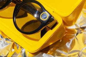 i will never go on vacation without snap's spectacles, the sunglasses that record what you see