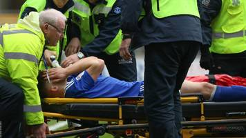 rhys healey: cardiff city striker set for long lay-off with knee injury