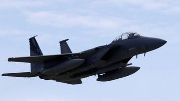F-15s Cause Sonic Boom Over Palm Beach In Scramble To Intercept Unresponsive Aircraft