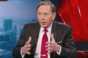 david petraeus is out of the running to be national security advisor