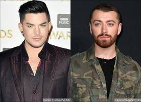 Adam Lambert Shuts Down Sam Smith Dating Rumors