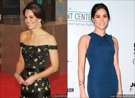 Royal Showdown! Kate Middleton Reportedly Feuding With Meghan Markle