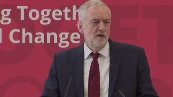 Jeremy Corbyn: Cuts to blame for social care crisis