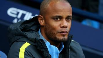 Vincent Kompany: Man City boss Pep Guardiola plays down concerns
