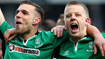 lincoln 'miracles' & lions stun foxes - fa cup fifth round so far