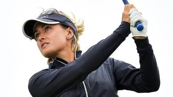 Women's Australian Open: Amy Boulden five behind Lizette Salas