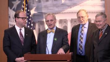 a 'congressional cannabis caucus' forms to support pot on capitol hill