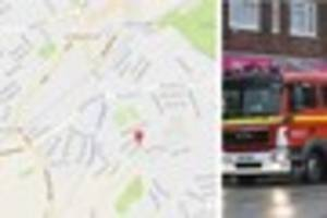 Warning from fire service after family of six burn incense which...