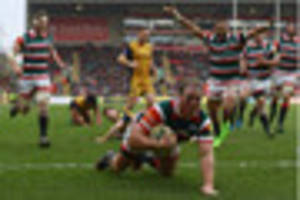 Leicester Tigers 50-17 Bristol verdict: Tigers overpower rivals...
