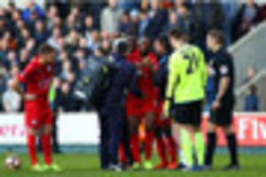 Millwall 1-0 Leicester City verdict: Shock defeat after series of...