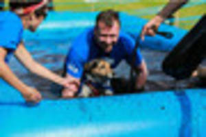 Get muddy with your pooch in the name of Battersea Dogs &...