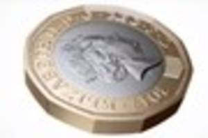 time is running out to spend your old £1 coins