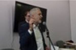 VIDEO: Jeremy Corbyn: 'The campaign to win Stoke-on-Trent Central...