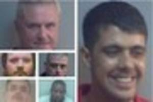 These are Kent Police's Most Wanted suspected criminals still on...